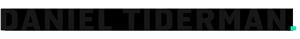 Graphic Designs by Daniel Tiderman Logo